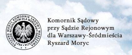 logo Ryszard Moryc
